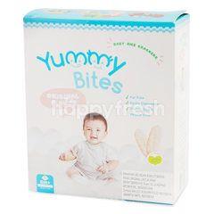 Yummy Bites Kraker Beras Bayi
