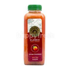 Mama Roz Orange Strawberry Juice