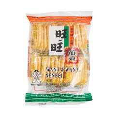 Want-Want Rice Crackers