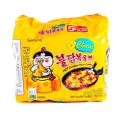 Samyang Instant Noodles (5 Packs)