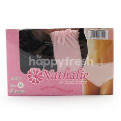 Nathalie Pakaian Dalam Wanita Midi NT 06 Ukuran M
