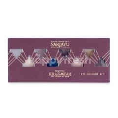 Sariayu Inspirasi Krakatau Eye Shadow Kit