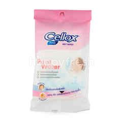 Cellox Purify Wet Wipes Pure Water