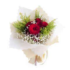 Emme Florist Classic Scarlet