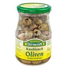 ไฟน์คอสดิทแมน มะกอกในน้ำมันพืช