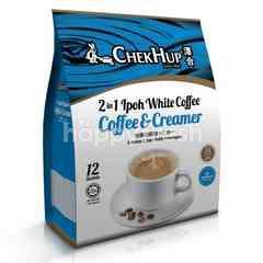 Chek Hup 2 In 1 Ipoh White Coffee & Creamer (30gm x 12 Sachets)