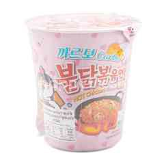 Samyang Carbonara Instant Ramen Hot Chicken In Carbonara Sauce Flavour