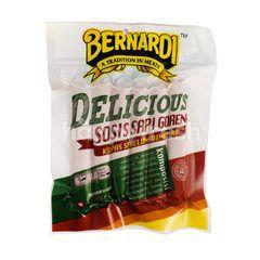 Bernardi Delicious Sosis Sapi Goreng