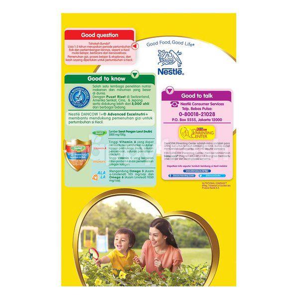 Dancow Advanced Excelnutri+ 1+ Baby Formula Milk Vanilla