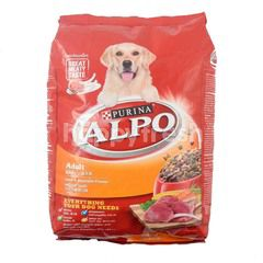 Alpo Makanan Anjing Domba dan Sayuran