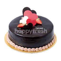 Clairmont Triple Choco Love Cake 15x15