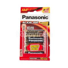 Panasonic Alkaline Battery AAA5