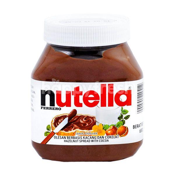 Nutella Chocolate and Hazelnut Spread