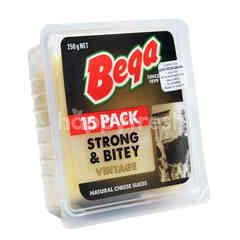 Bega Natural Cheese Slices