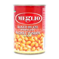Meglio Kacang Panggang dengan Saus Tomat