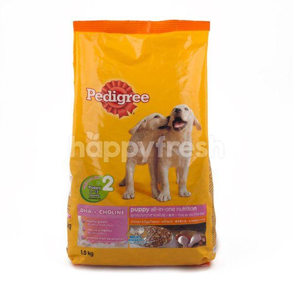 Pedigree Puppy All-in-one Nutrition Chicken & Egg Flavor