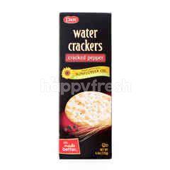 Dare Water Crackers Cracked Pepper