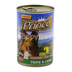 Prince Maintenance Gourmet Dog Food Triple & Lamb