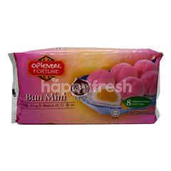 ORIENTAL FORTUNE Mini Peach Bun