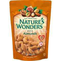 NATURE'S WONDERS Baked Almonds