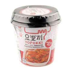 Yopokki Sweet & Spicy Topokki