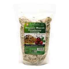 Health Paradise Organic Cranberry Muesli Cereal