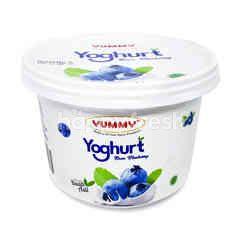Yummy Blueberry Yogurt