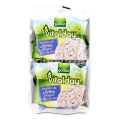 Gullon Vitalday Whole Rice Cakes