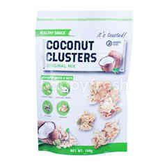 Healthy Snacks Kelapa Dengan Campuran Original