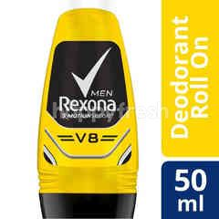 Rexona Men Deodoran Roll-On Motion Sense V8