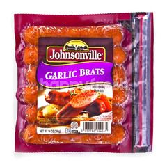 Johnsonville Garlic Pork Bratswurts