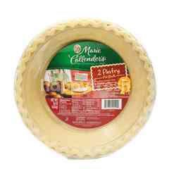 MARIE CALLENDER'S 2 Pastry Pie Shells