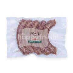 Jon's Smokery Merguez Sausage