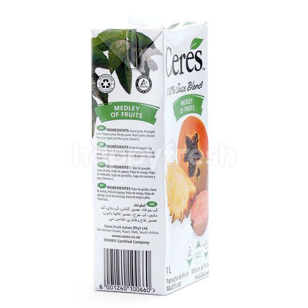 Ceres Medley Of Fruits Juice Blend 100%