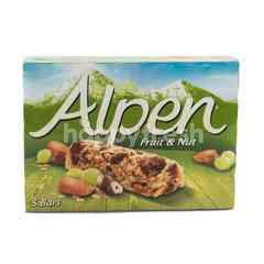 อัลเพน รสผลไม้และถั่ว