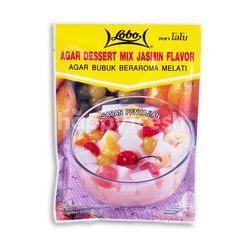 Lobo Jelly Dessert Mix Jasmine Flavor