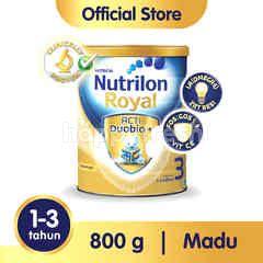 Nutricia Nutrilon Royal 3 Susu Formula Bayi Rasa Madu