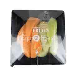 Gourmet Fruit Cut Mixed Japanese Melon