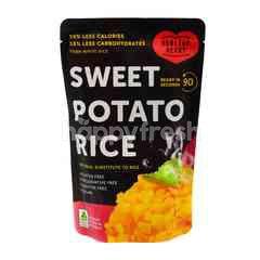 Healthy Heart Sweet Potato Rice