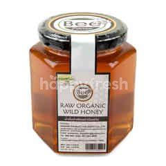 Bee Favour Raw Organic Wild Honey