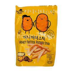 Master Kim Honey Butter Potato Stick