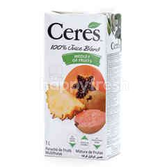 Ceres Medley Of Fruits Juice Blend 100%