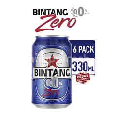 Bintang Zero Minuman Malt Berkarbonasi 0.0% Alkohol