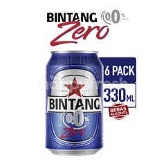 Bintang Zero Carbonated Malt Drink 0.0% Alcohol