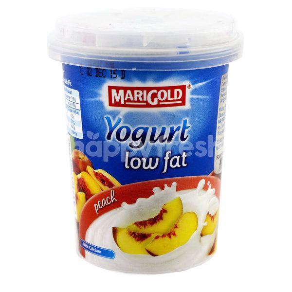 Marigold Yogurt Low Fat - Peach