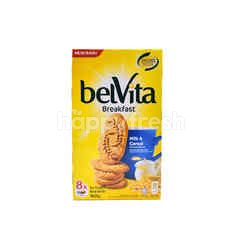Belvita Breakfast Biscuits - Milk & Cereal