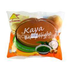 FUJI BAKERY Kaya Bun Delight