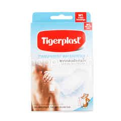 Tigerplast Transparent Waterproof Film+Pad  3 Pcs