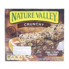 Nature Valley Crunchy Granola Bar Oat & Cokelat Hitam