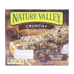 Nature Valley Crunchy Granola Bars Oats  n' Dark Chocolate